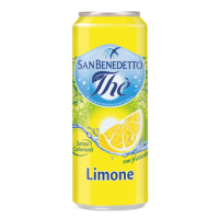 IJsthee / Ice Tea San Benedetto Citroen (blik)