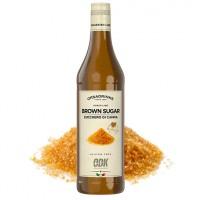 ODK Brown Sugar (basterd suiker) siroop 0,75 L
