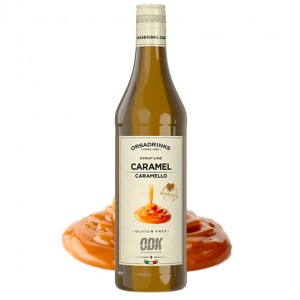 ODK Caramel (karamel) siroop 0,75 L