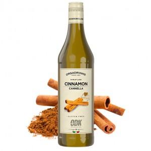 ODK Cinnamon (kaneel) siroop 0,75 L