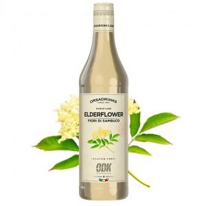 ODK Elderflower (vlierbloesem) siroop 0,75 L