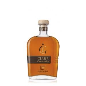 Marzadro Grappa Giare Chardonnay (45% alc.)