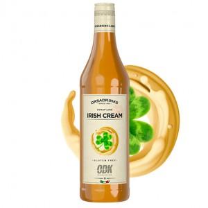 ODK Irish Cream siroop 0,75 L