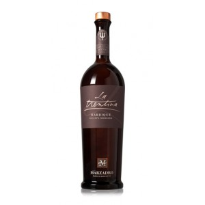 La Trentina Morbida 70 cl (41% alc.) Grappa Marzadro
