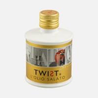 Galateo Twist gezouten olijfolie